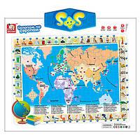 Детский интерактивный плакат Галопам по Европам Sr666a, фото 1