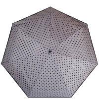 Зонт женский механический компактный облегченный DOPPLER (ДОППЛЕР), коллекция DERBY (ДЭРБИ) DOP710565PD-9