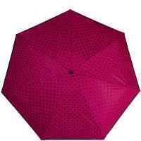 Зонт женский механический компактный облегченный DOPPLER (ДОППЛЕР), коллекция DERBY (ДЭРБИ) DOP710565PD-17