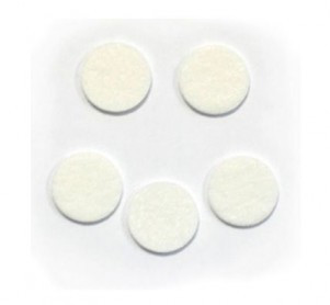 Набор фильтров (5 шт) для небулайзеров Omron С30, NE-C801, NE-C801KD, NE-C802, NE-C803
