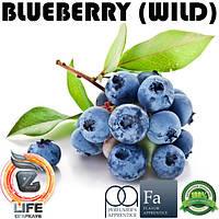 Ароматизатор TPA Blueberry (Wild) Flavor (Дикая черника)