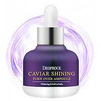 Deoproce Caviar Shining Turn Over Ampoule Сыворотка с экстрактом икры 30мл Deoproce Caviar Shining Turn Over