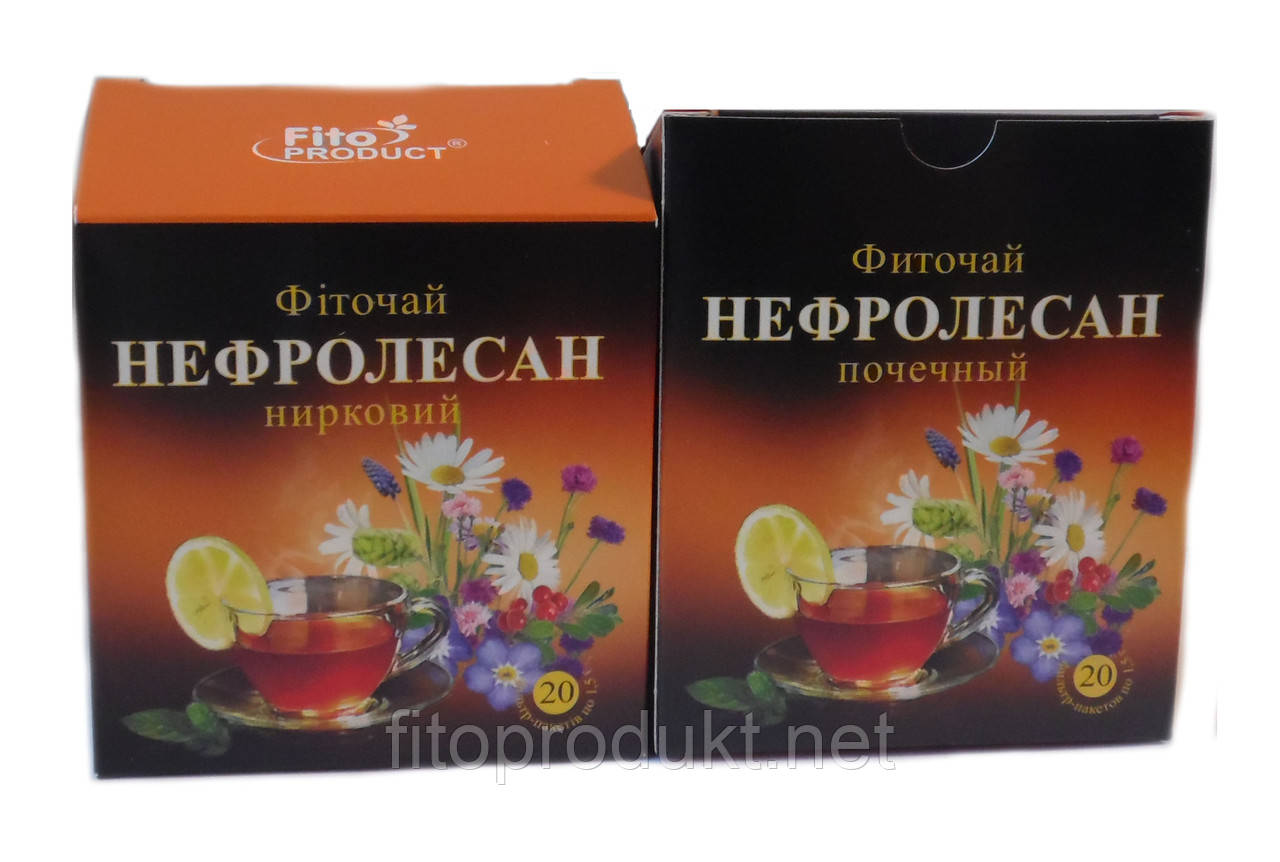Фиточай № 5 Нефролесан (почечный)  20 пакетов по 1,5 г