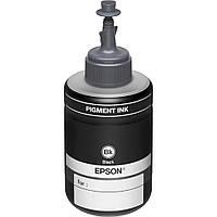 Контейнер с чернилами EPSON M100/M105/M200 black (140мл) (C13T77414A)