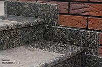 Ступени и лестницы из натурального камня Желтый, 30мм