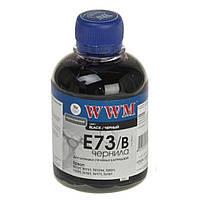 Чернила WWM EPSON C79/91/CX3700/T26/TX106 Black (E73/B)