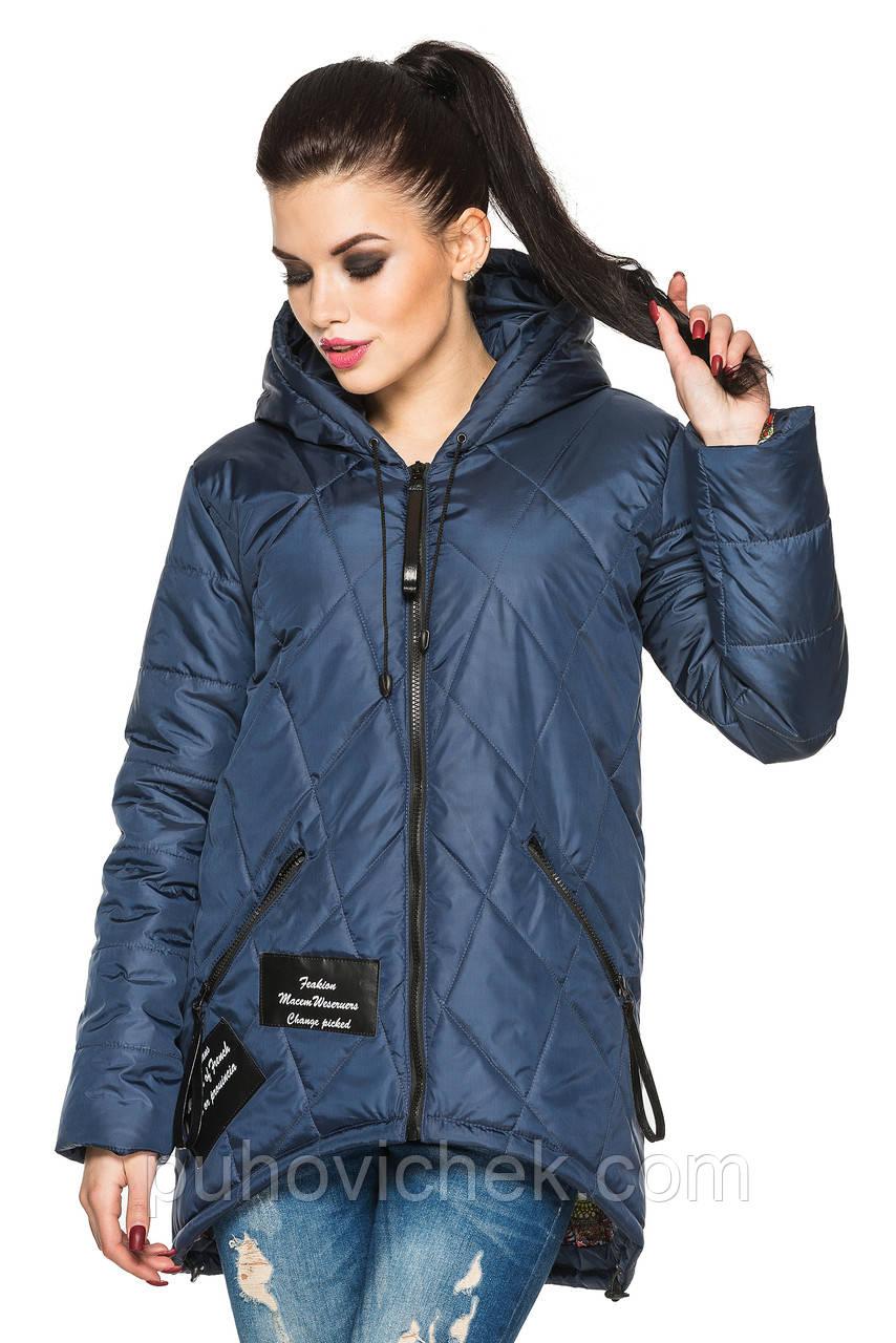 c533dd26d49 Весенние куртки парки женские стильные - Интернет магазин Линия одежды в  Харькове