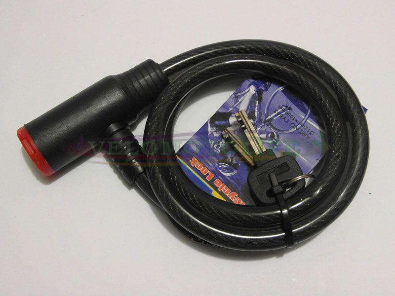 Велозамок 503 12mm-1000mm