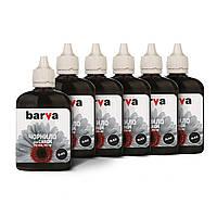 Чернила BARVA CANON PG-445/PG-46 BLACK 6x90г (CPG445-6x90-B)