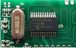Диагностический сканер ELM327mini bluetooth v1.5 с кнопкой  PIC18F25K80, фото 3