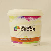Краска с эффектом шелка Seta DECOR база gold