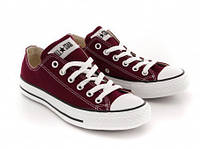 Кеды женские CONVERSE Chuck Taylor All Star Low Bordo