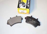 Колодки тормозные дисковые комплект Brp LP1746