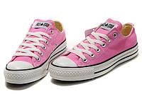 Кеды женские CONVERSE Chuck Taylor All Star Low Pink