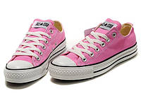 Кеды женские CONVERSE Chuck Taylor All Star Low Pink
