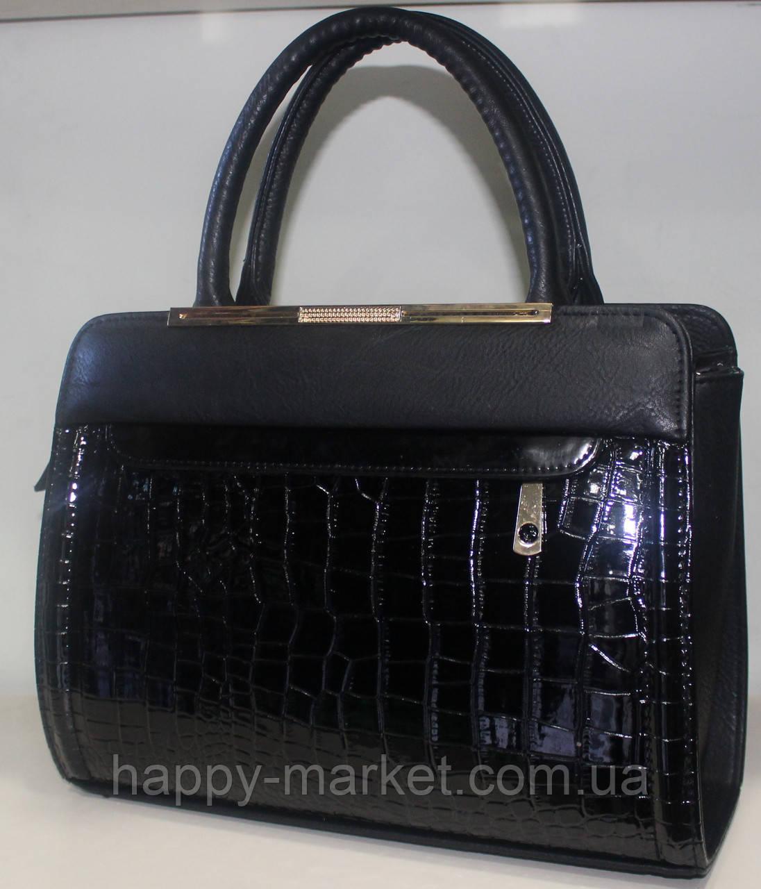 da49aa80a8cc Сумка женская классическая каркасная Victoria Beckham 17-604-3 -  Интернет-магазин Хеппи