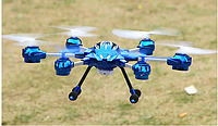 Квадрокоптер Huajun W609 - 10 2 4.5 Channel RC 6 - Ротор Copter Дрон 3D