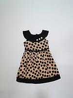 Летнее платье для девочек 80р-110р