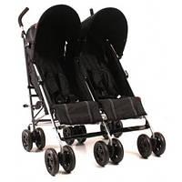 Прогулочная коляска для двойни Kees Side by Side Rhine buggy