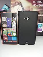 Чехол силиконовый накладка Microsoft Lumia 540 Nokia