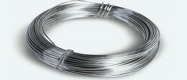 Проволока нержавеющая стальная  0,8-2 мм