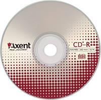 Диск Axent CD-R 100 штук bulk 8101-А