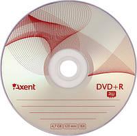 Диск Axent DVD+R50 штук bulk 8108-А