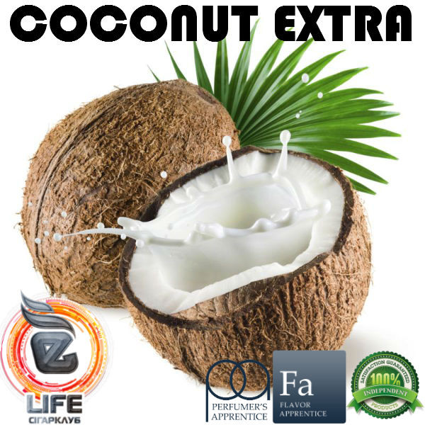 Ароматизатор TPA Coconut Extra Flavor (Кокос Экстра)