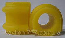 Втулка стабилизатора заднего id=17,5мм Hyundai IX35  ОЕМ 55513-2S000 полиуретан