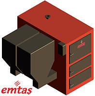 Пеллетный котел Emtas  ЕК3G/S-620, 721 кВт, 2 бункера