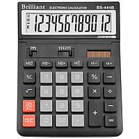 Калькулятор Brilliant 12 разрядный, BS-444B