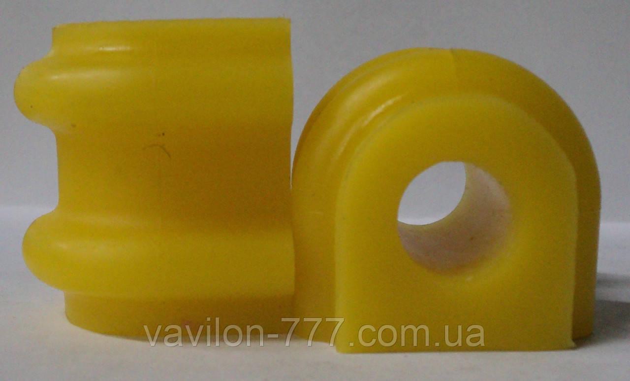 Втулка стабилизатора заднего id-16 mm  ОЕМ: 55513-3K100 Полиуретан