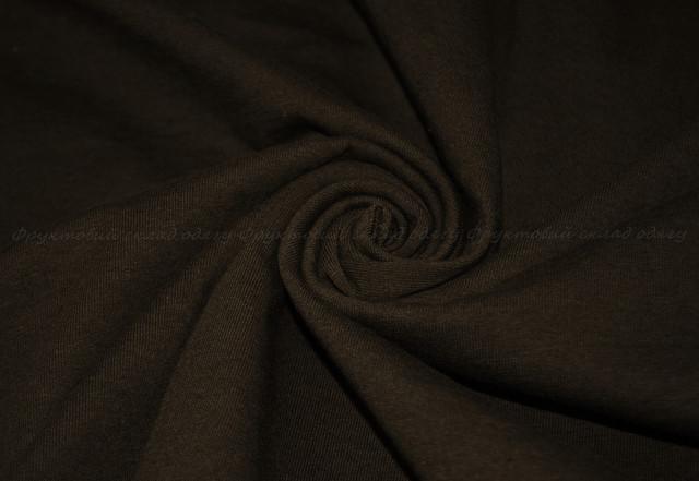 Шоколадная мужская классическая футболка