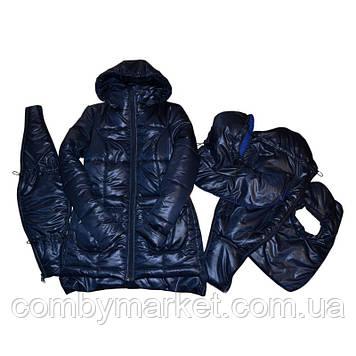 Демисезонная куртка 3 в 1 (разные цвета). Бесплатная доставка по Украине!
