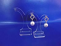 Подставки для бижутерии VITRINAinside. Подставка для серёжек ` Фонтан`