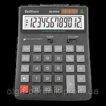 Калькулятор Brilliant 12 разрядный, BS-555B