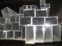 Труба алюминиевая АД31Т5 25х25х1,5мм