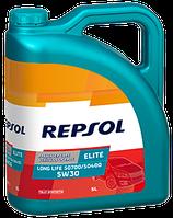 Синтетическое масло REPSOL ELITE LONG LIFE 50700/50400 ✔ 5W30 ✔ емкость 1л.