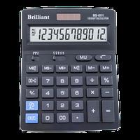 Калькулятор Brilliant 12 разрядный, BS-0111
