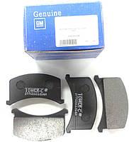 Колодки тормозные передние Таврия 1102, 1102-3502091