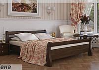 Кровать Диана с подъемным механизмом  180х200 Венгер
