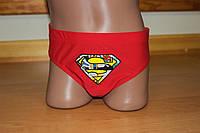 Детские плавки для мальчика Superman р-р 10 -14 лет, Sun City
