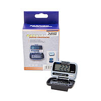 Шагомер с подсчетом калорий JS-206B