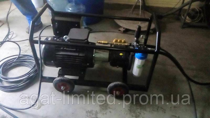 АВД (Аппарат высокого давления) 500 Бар Star Jet AR 500