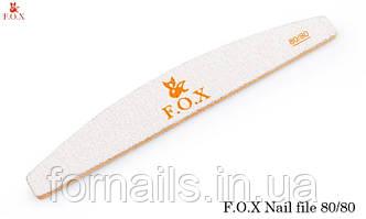 Пилка Fox 80/80,полукруг