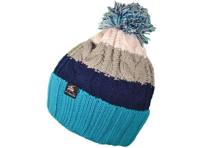 Пошив вязаных шапок