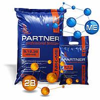 З підвищеним вмістом бору. NPK 9.12.35 +2B+2MgO+1,5S+МЕ 25 кг. PARTNER Bor+
