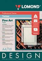Односторонняя фотобумага ярко-белого цвета Шотландка, 200 г/м2, А4, 10 листов