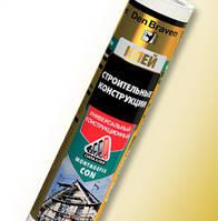 Клей полиуретановый водостойкий Montagefix-CON 300ml D4 Den Braven