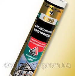 Клей полиуретановый водостойкий Montagefix-CON 300ml D4 Den Braven, фото 2